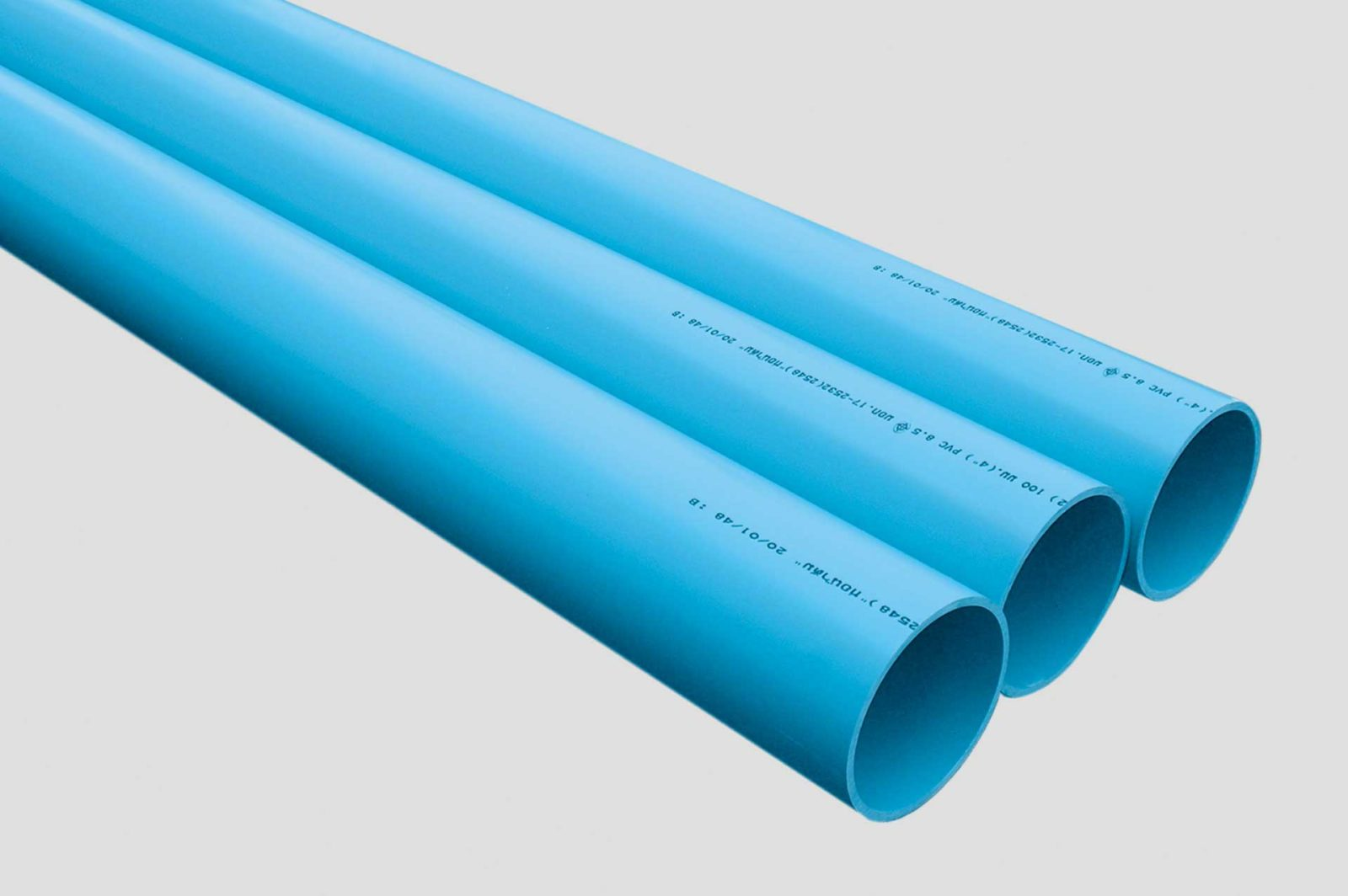 BLUE uPVC Pipe and Fitting – TVT 2002